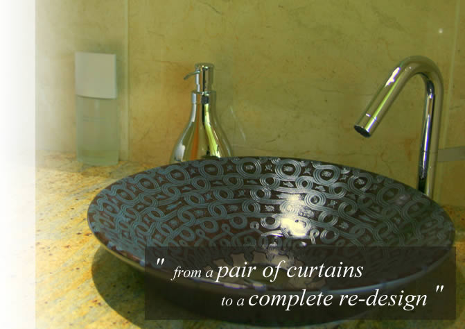 Italian hand decorated wash basin
